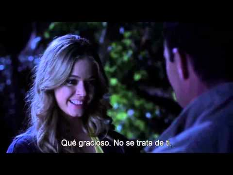 """PLL - Alison DiLaurentis and Ian Flashback SUBTITULADO 4x24 """"A"""" is For Answers"""