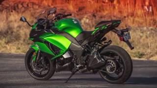 6. 2018 NEW Kawasaki Ninja 1000 ABS Review