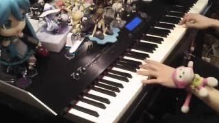 Video 【ピアノ】 「KABANERI OF THE IRON FORTRESS」 を弾いてみた 【カバネリOP】 MP3, 3GP, MP4, WEBM, AVI, FLV Juni 2018