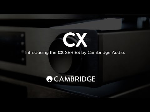 Introducing the CX Series