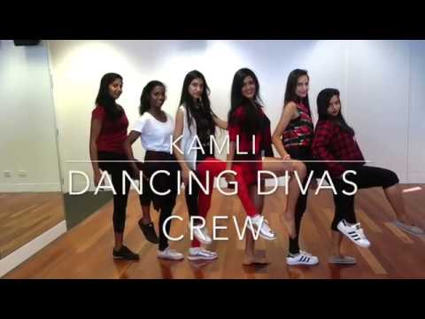 Video Kamli - Dhoom 3 | Dancing Divas Choreography download in MP3, 3GP, MP4, WEBM, AVI, FLV January 2017