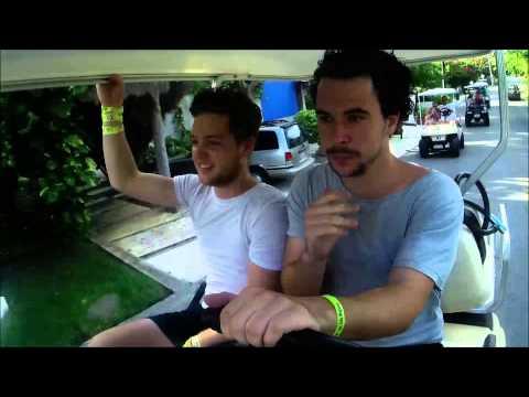 Isla Mujeres Golf Cart Fun