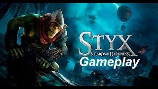 THE CITY OF THIEVES  Styx Shards Of Darkness  Gameplay