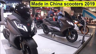 Video The Made in China scooters 2019 MP3, 3GP, MP4, WEBM, AVI, FLV Desember 2018