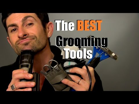 The Best Grooming Tools On The Market   Alpha M. Grooming Awards 2015