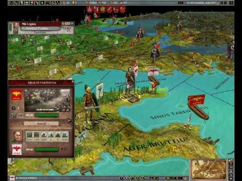 Europa Universalis: Rzym #1