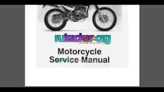 10. Kawasaki Super SHERPA service manual