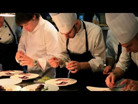 Men Style Fashion - ABaC Barcelona Hotel - 2 Michelin Star Restaurant