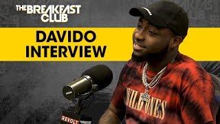 Video Davido Talks Nigerian Upbringing, Afrobeat Success + More MP3, 3GP, MP4, WEBM, AVI, FLV September 2018