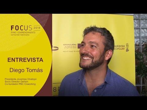 Entrevista Diego Tomás - Presidente Jovempa Vinalopó[;;;][;;;]