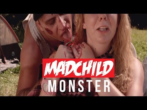 """Madchild - """"Monster"""" - Official Video (feat. Snak The Ripper & Swollen Members cameos)"""