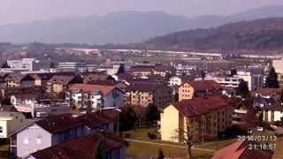 Rothrist Switzerland  city images : Rothrist Panorama Video Switzerland