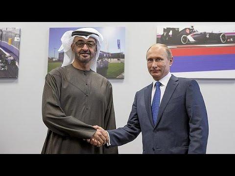 Εντείνει την διπλωματική και στρατιωτική της κινητικότητα η Ρωσία