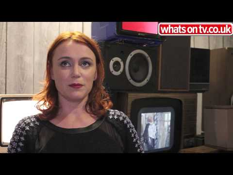 Keeley Hawes can't wait to start work on The Casual Vacancy