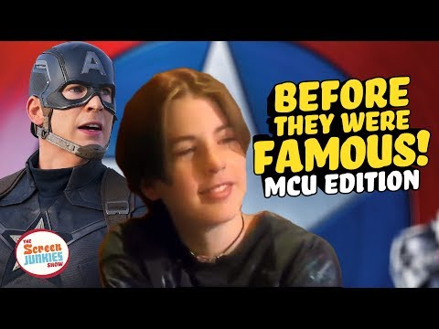 Before They Were Famous #8: Marvel Cinematic Universe