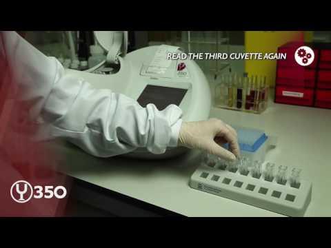 Glucose-Fructose testing on Y-350 Analyzer