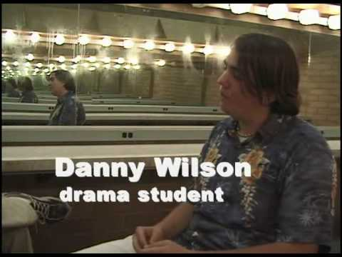 High School Ghost Story: Mountain View Drama Department Part 1