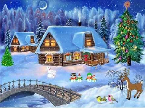 Srećna Nova godina i Božić – Zvončići