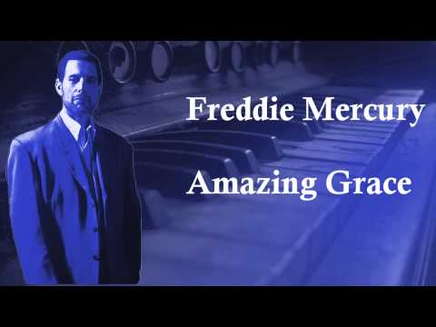 freddie mercury al piano - amazing grace: imperdibile!