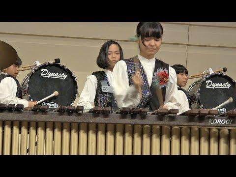 打楽器アンサンブル - 石垣第二中学校吹奏楽・マーチングバンド部