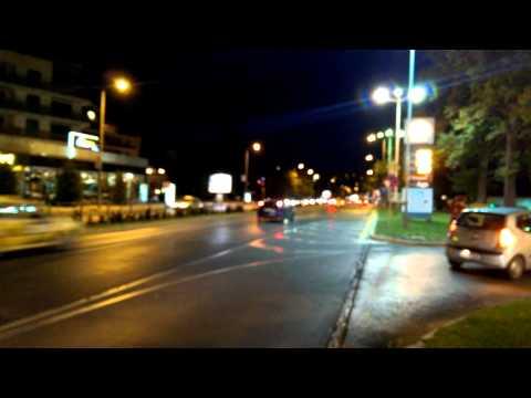 HTC One Nighttime Sample Video