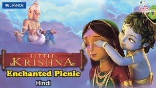 Video Little Krishna Hindi - Episode 4 Brahma Vimohana Lila MP3, 3GP, MP4, WEBM, AVI, FLV Februari 2019