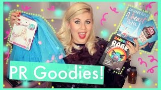 Unboxing Amazing PO Box Goodies! by Sprinkle of Glitter