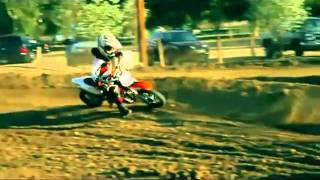 6. 2011 KTM 50 SXS