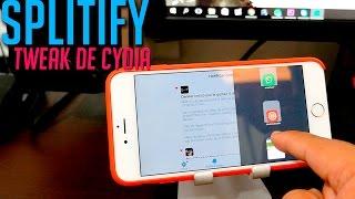 Splitify |Multitarea (Split View) del iPad en tu iPhone iOS 9, ios 9, ios, iphone, ios 9 ra mat
