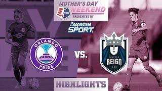 Orlando Pride Mantiene Invicto en Casa al Vencer a Seattle Reign 2 a 0
