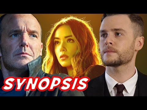 New Characters Revealed & Episode 2 Synopsis Breakdown!!! Agents of SHIELD Season 6!!!