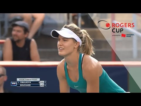 One of Genie Bouchard's most dominant matches took place on home soil at Rogers Cup against Dominika Cibulkova back in 2016. The Canadian put on an ...