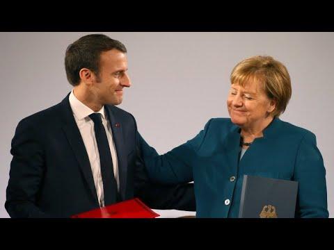 Deutschland / Frankreich: Alte Freundschaft mit »Aach ...