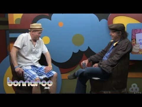 Steven Wright - David Koechner Is Your Best Friend - Ep. 5 | Bonnaroo365