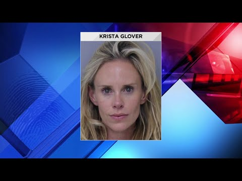 Golfer's wife arrested