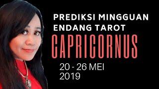 Video CAPRICORNUS  | 20 - 26 MEI 2019  Endang Tarot (Indonesia) - Minggu 123 Tahun 2019 MP3, 3GP, MP4, WEBM, AVI, FLV Mei 2019