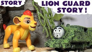 Lion Guard Prank