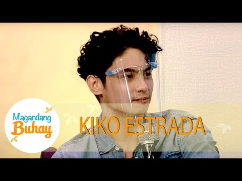 Kiko is happy and content with Devon | Magandang Buhay
