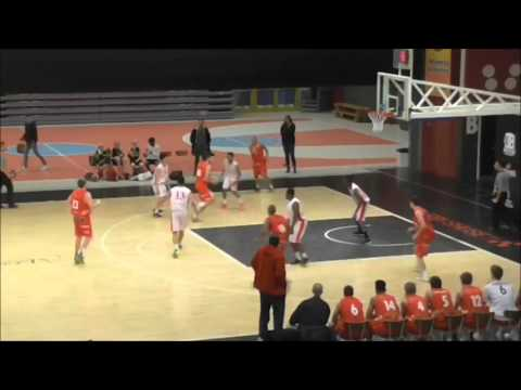 2014-15 Basketettan Highlights