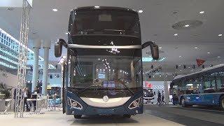 Video Mercedes-Benz MCV 800 Double-Decker Bus (2019) Exterior and Interior MP3, 3GP, MP4, WEBM, AVI, FLV Mei 2019