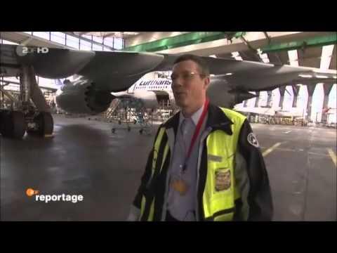 Frankfurter Flughafen: Hin und weg / Hinter den Kulissen des Frankfurter Flughafens