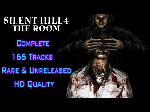 SILENT HILL 4: THE ROOM - THE 100% SOUNDTRACK [165 TRACKS]