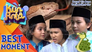 Download Video Busyet Trio Bemo Panik Melihat Ular MP3 3GP MP4