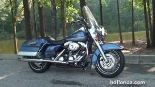 10. Used 2005 Harley Davidson Road King Motorcycles for sale
