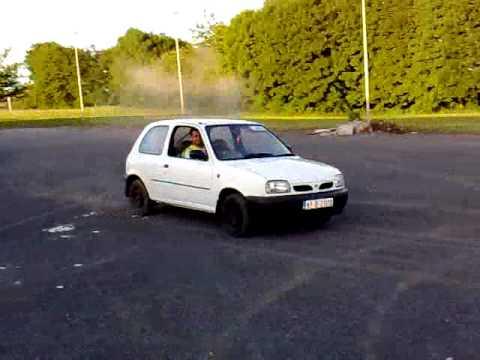 Nismo Micra drift :D