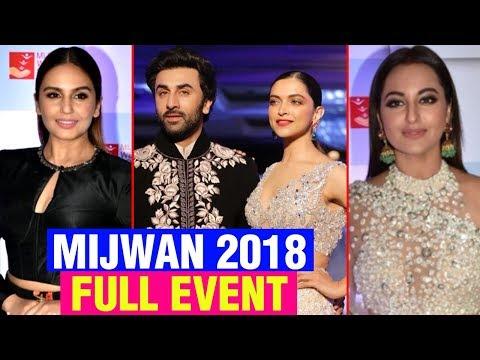 Mijwan 2018: Bollywood Stars Gather To Cheer Ranbi