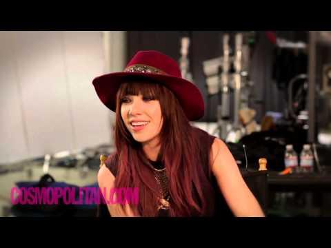 Carly Rae Jepsen ~ Cosmopolitan USA February 2013