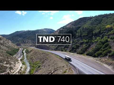 Rand McNally TND 740