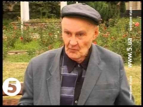 Дед антифашист из Славянска