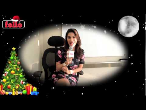 Sophie Chowdry Wishes Cristmas & New Year On follo
